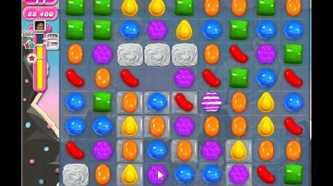 Candy Crush Saga Level 100 - 3 Star - no boosters