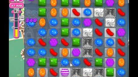 Candy Crush Saga Level 143 - 3 Star - no boosters