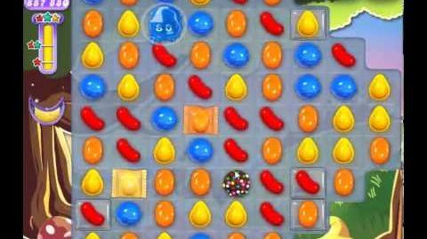 Candy Crush Saga Dreamworld Level 663 (Traumwelt)