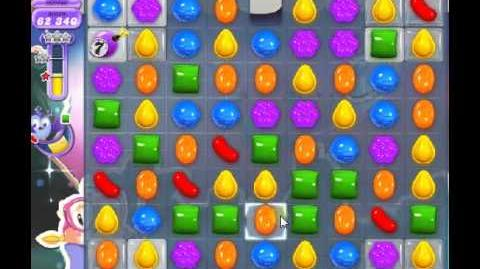 How to beat Candy Crush Saga Dreamworld Level 105 - 3 Stars - No Boosters - 147,740pts