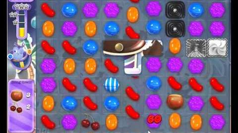 Candy Crush Saga Dreamworld Level 124 (Traumwelt)