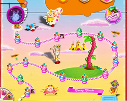 Candy Clouds 2 Map