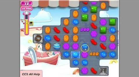 Candy Crush Saga Level 613 3*