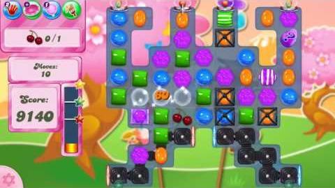 Candy Crush Saga LEVEL 2472 NO BOOSTERS