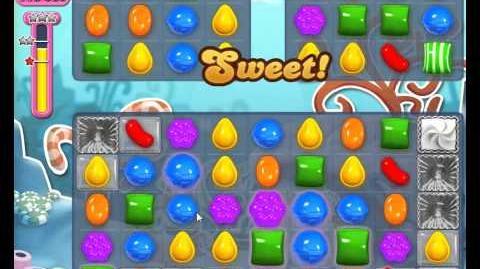 Candy Crush Saga Level 307