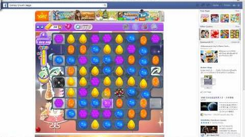 Candy crush saga dreamworld level 125