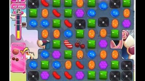 Candy Crush Saga Level 82 - 3 Stars No Boosters