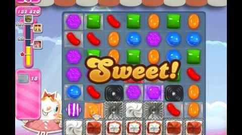 Candy Crush Saga Level 882 ( No Toffee Tornado ) No Boosters 2 Stars