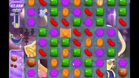 Candy Crush Saga Dreamworld Level 528 (3 star, No boosters)
