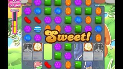 Candy Crush Saga Level 815 NO BOOSTER