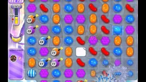 Candy Crush Saga Dreamworld Level 511 (Traumwelt)