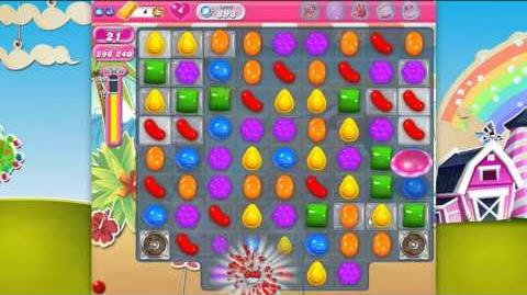 Candy Crush Saga Level 898 No Boosters