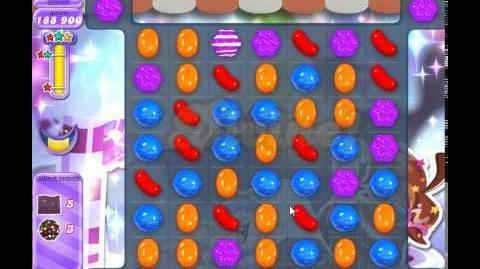 Candy Crush Saga Dreamworld Level 497(No booster, 3 Stars)