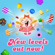 New levels released 83