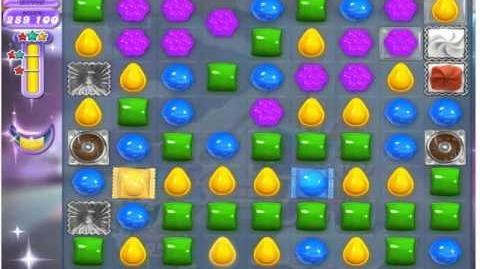 Candy Crush Dreamworld Level 322 Walkthrough Video & Cheats