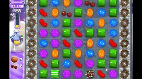 Candy Crush Saga Dreamworld Level 160 No Booster 3 Stars