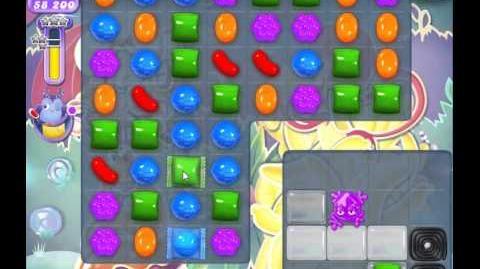 Candy Crush Saga Dreamworld Level 632 (Traumwelt)