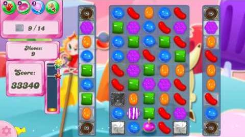 Candy Crush Saga LEVEL 2462 NO BOOSTERS (new version)