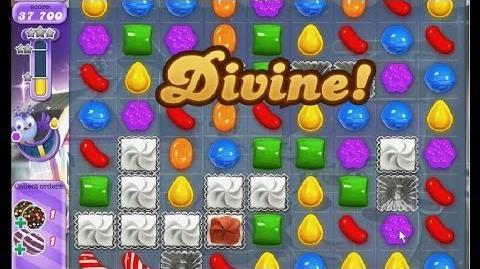 Candy Crush Saga Dreamworld Level 240 - 3 Stars NB