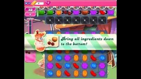 Candy Crush Saga Level 554 NO BOOSTER