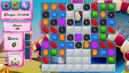 Level 91 mobile new colour scheme with sugar drops