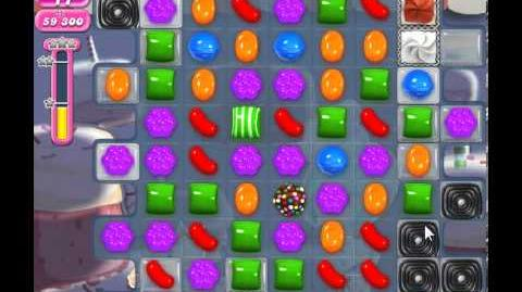 Candy Crush Saga Level 355 - 3 Star - no boosters
