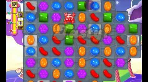 Candy Crush Saga Level 663 ✰✰✰ No Boosters 914 400 pts