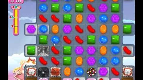 Candy Crush Saga Level 877