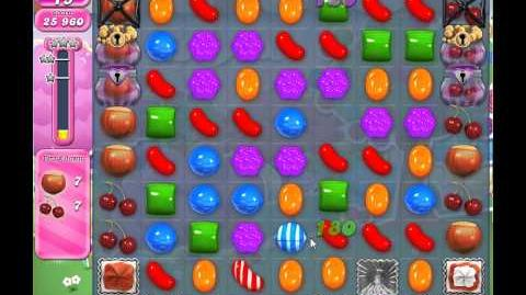 Candy Crush Saga Level 942 No Booster
