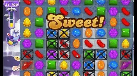 Candy Crush Saga Dreamworld Level 251 - 3 Stars NB