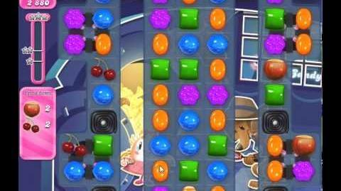 Candy Crush Saga Level 836