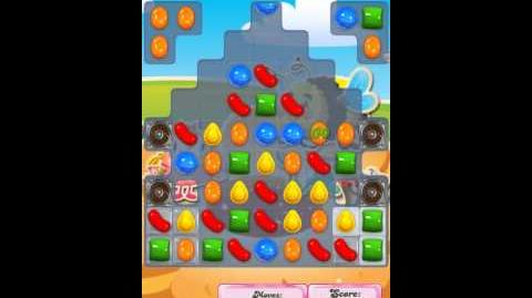Candy Crush Level 752 first mobile version