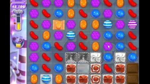 Candy Crush Saga Dreamworld Level 492(No booster, 3 Stars)