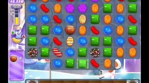 Candy Crush Saga Dreamworld Level 509 (Traumwelt)