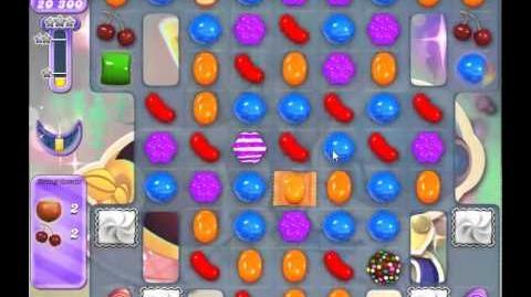 Candy Crush Saga Dreamworld Level 528 (Traumwelt)