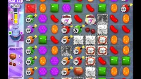 Candy Crush Saga Dreamworld Level 491 (Traumwelt)