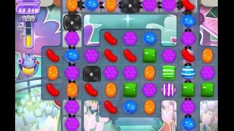 Candy Crush Saga Dreamworld Level 605 (No booster, 3 Stars)
