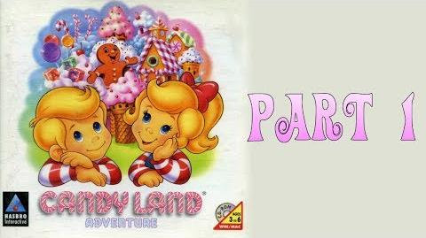 Candy Land Adventure (Computer Game)