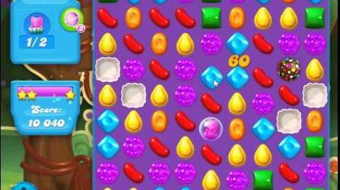 Candy Crush Soda Saga Level 11 (3 Stars)