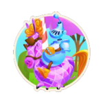 Chocolate Dipped Castle icon