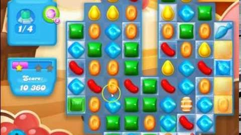 Candy Crush Soda Saga Level 99 No Boosters