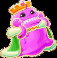 Worried bubblegum troll