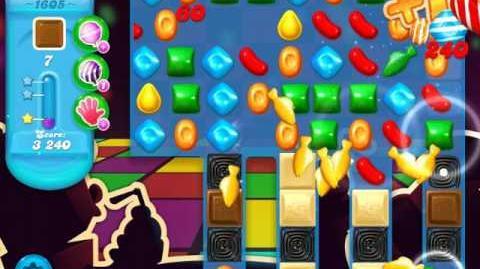 Candy Crush Soda Saga Level 1605