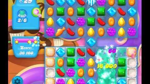 Candy Crush Soda Saga Level 115