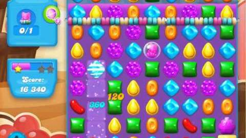 Candy Crush Soda Saga Level 91 (3 Stars)