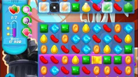 Candy Crush Soda Saga Level 1618
