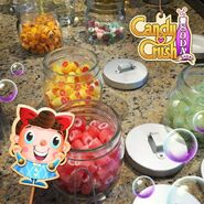 Kimmy-candy break