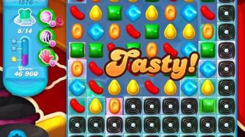 Candy Crush Soda Saga Level 1576