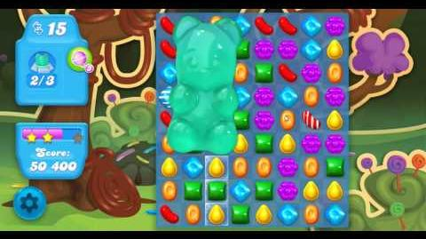 Candy Crush Soda Saga Level 9-0