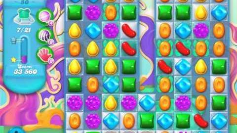 Candy Crush Soda Saga Level 80 (5th version)